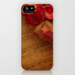 Embedded Within My Heart iPhone Case