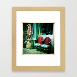 Ourah, Colorado theater seating Framed Art Print