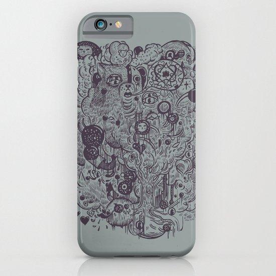 Polyphobic Vomit iPhone & iPod Case