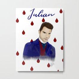 Julian Metal Print