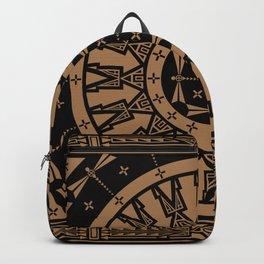 Ancestors (Black Brown) Backpack