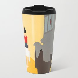 Kidnapping Caucasian Style Travel Mug