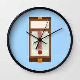 Surprise, Motherfucker Wall Clock