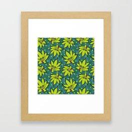 Best Buds! Framed Art Print