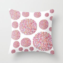 Humanity 09 Throw Pillow