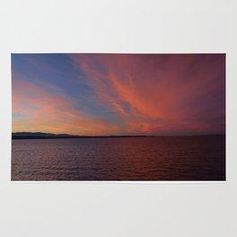 January 2014 Sunset Rug
