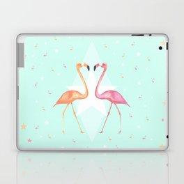 bfca6a2342db fun flamingo laptop skins | Society6