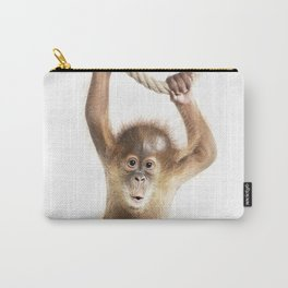 Baby Orang-Utan Carry-All Pouch