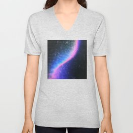 Electric Attraction Unisex V-Neck