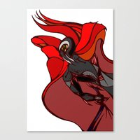 spawn Canvas Prints featuring Medieval Spawn by Robert Cooper