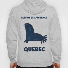 Gulf of St. Lawrence, Quebec Hoody