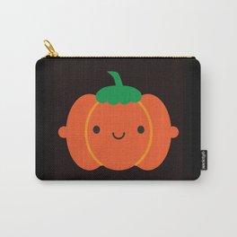 Happy Halloween Pumpkin Carry-All Pouch