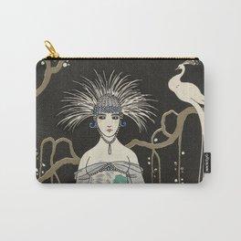 Journal des Dames et des Modes Costumes - George Barbier, 1914 Carry-All Pouch