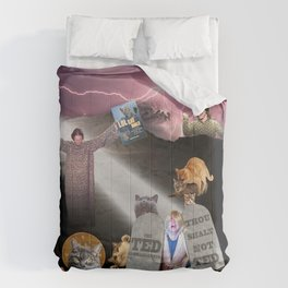 The Ted Commandments Comforters