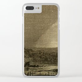 Astronomy for the Use of Schools and Academies (1882) - Zodiacal Light Clear iPhone Case