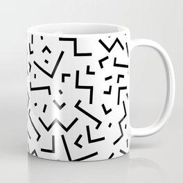 Memphis pattern 30 Coffee Mug