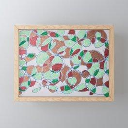 Festivité  Framed Mini Art Print