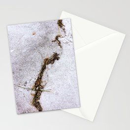 Line in the Sand Stationery Cards