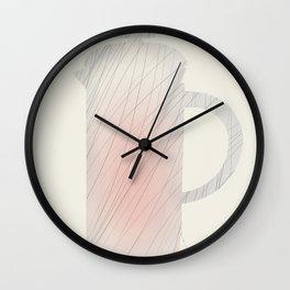 I love french-press Wall Clock