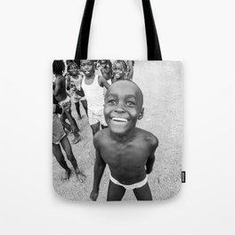 Niños Chocoanos Tote Bag