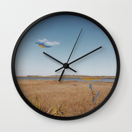 Low Country River Wall Clock