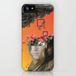 Flower of Syria iPhone Case