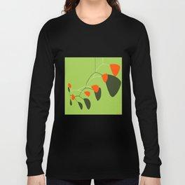 Minimalist Modern Mobile Long Sleeve T-shirt
