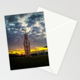 Pops 66-Route 66-Arcadia, OK-II Stationery Cards