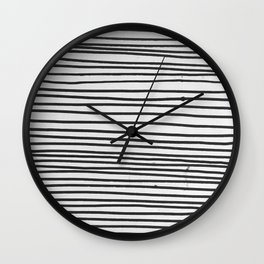 it's stripe's way or no way Wall Clock
