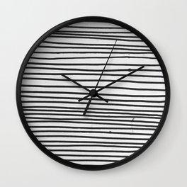 it's stripe's way or no way Wall Clock