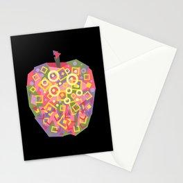 Apple (Pomme) Stationery Cards