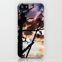 Night iPhone Case