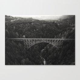 Vance Creek Canvas Print