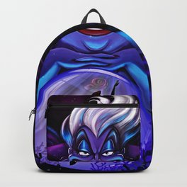 Ursula And The Little Mermaid Backpack