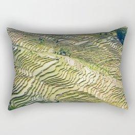 Yuanyang Rice Terraces - China Rectangular Pillow