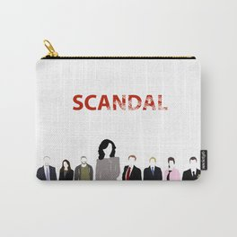 Scandal Minimalism Carry-All Pouch