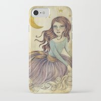 coconut wishes iPhone & iPod Cases featuring Wishes by Amalia K