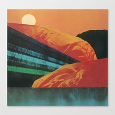 Artificial Landscape 2 Canvas Print