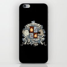 All Doodles Great & Small iPhone & iPod Skin