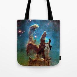 Eagle Nebula's Pillars Tote Bag