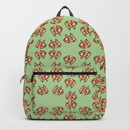 Calico Cats Pattern Backpack