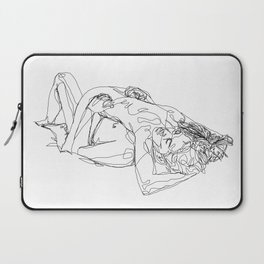 Let's stay like this Laptop Sleeve