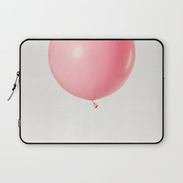 Baloon Photography - Coral Living, Pink Laptop Sleeve