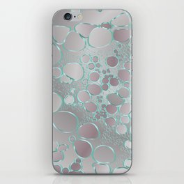 Abstract digital work 2 iPhone Skin