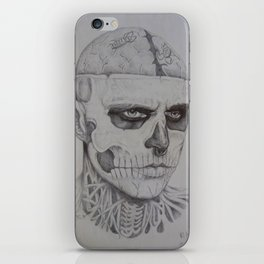 Zombieboy iPhone Skin