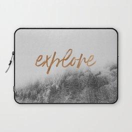 EXPLORE I x II Laptop Sleeve