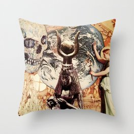 History of Religious Ideas Throw Pillow