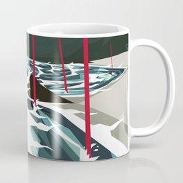 Breaking the Waves II Coffee Mug