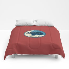 Missouri - Redesigning The States Series Comforters