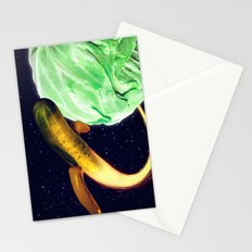 Space Veggies Stationery Cards